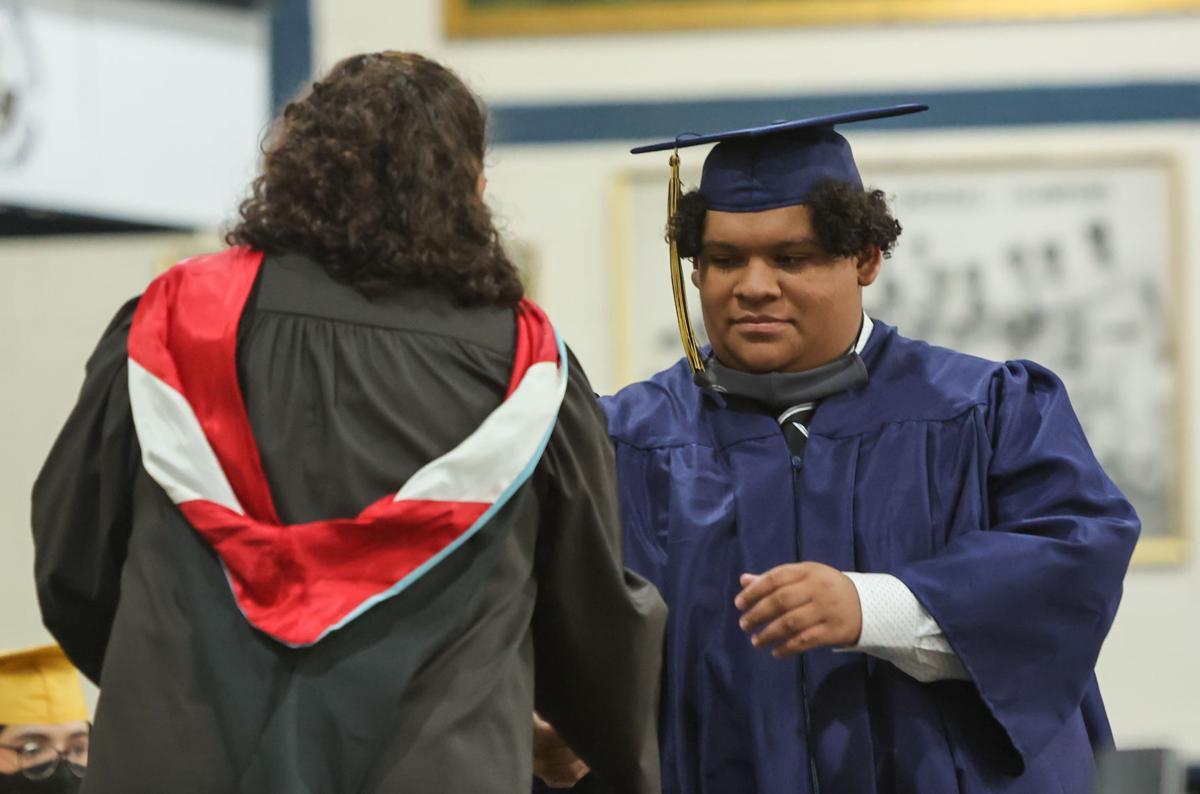 Bishop Noll graduation