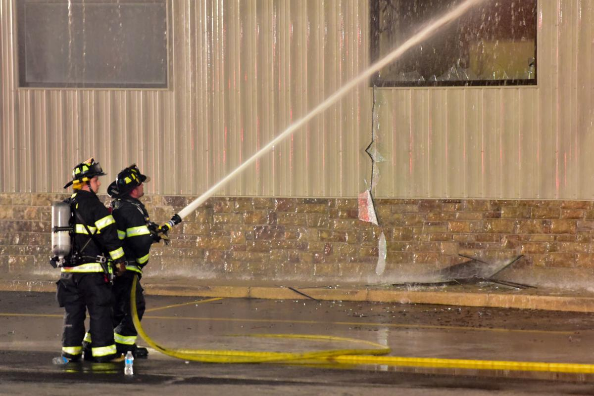 Stock firefighters