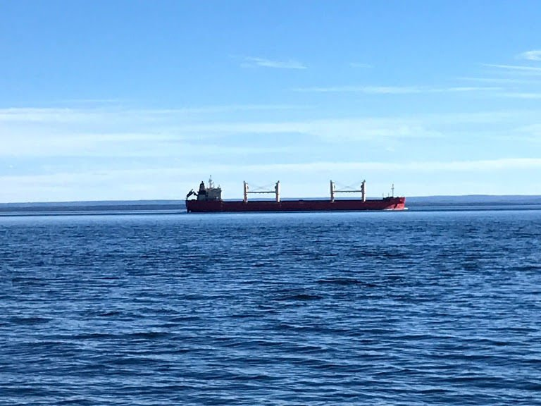 International shipping on the Great Lakes down by 6% this year