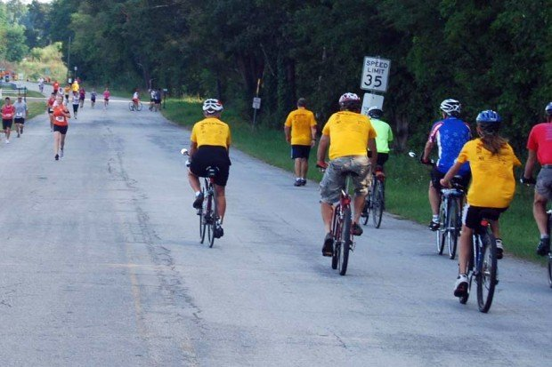10th annual tour de la porte bike run and walk laporte for Iu laporte hospital