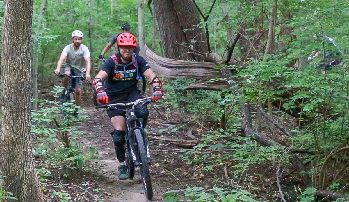 Mountain biking as a great way to exercise