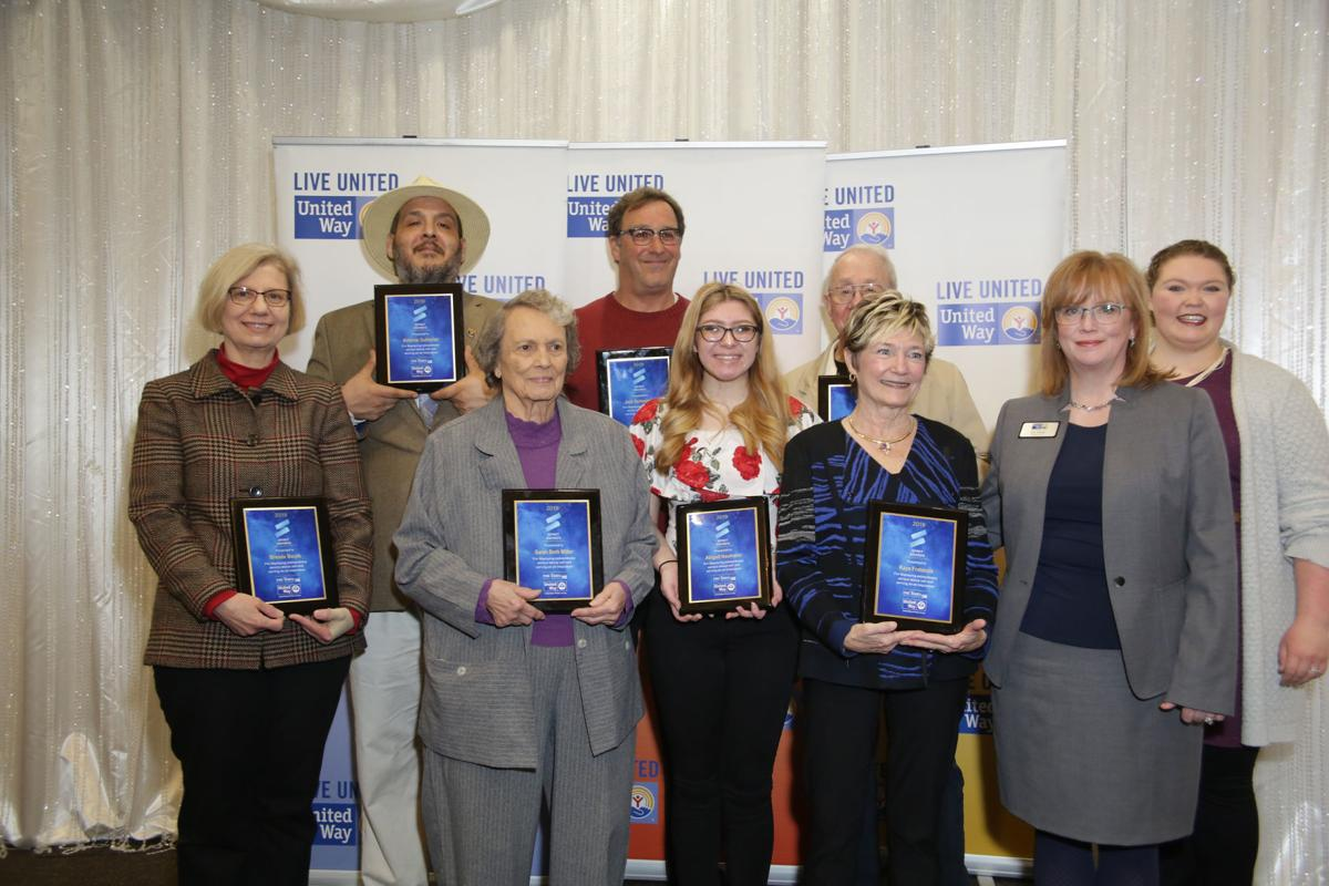 Porter County United Way 2019 Spirit Awards