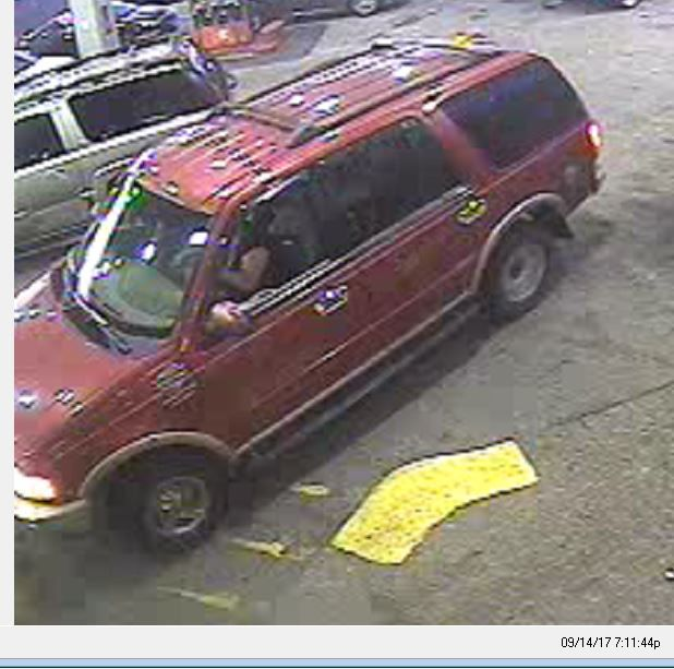 Police release new surveillance images in string of Red Bull drink thefts