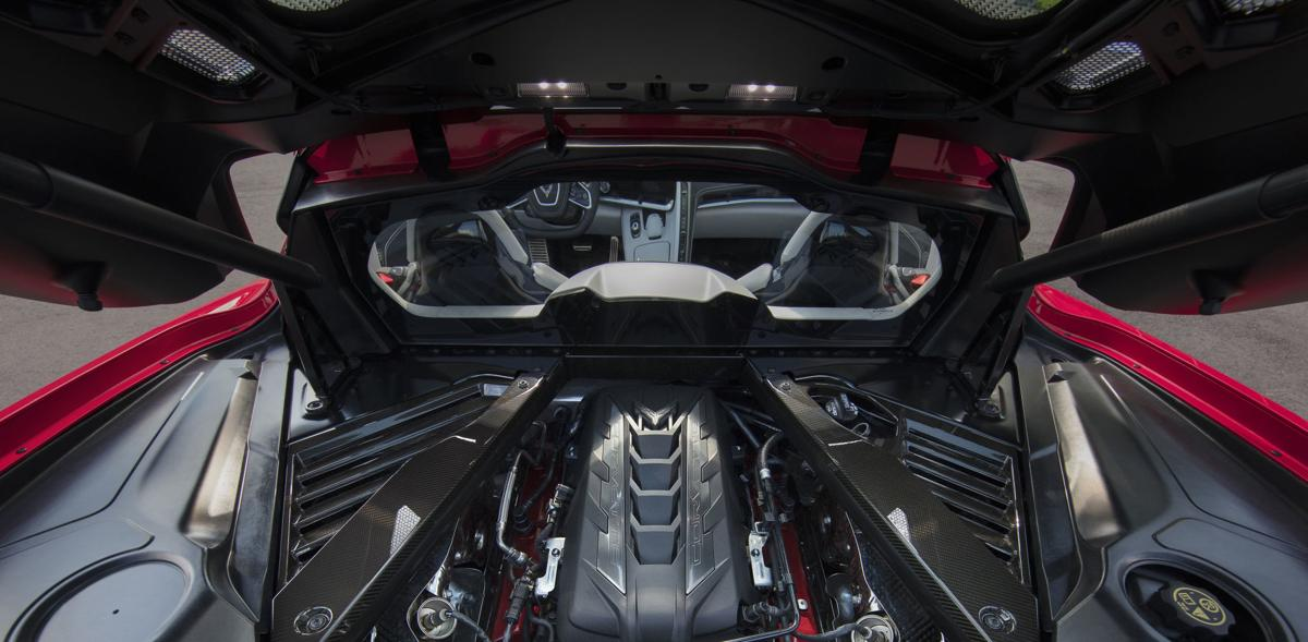 Midengine takes next-generation Corvette to the next level of performance, luxury