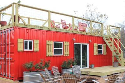 This Shipping Container Home Is Another Clever Example Of The Tiny