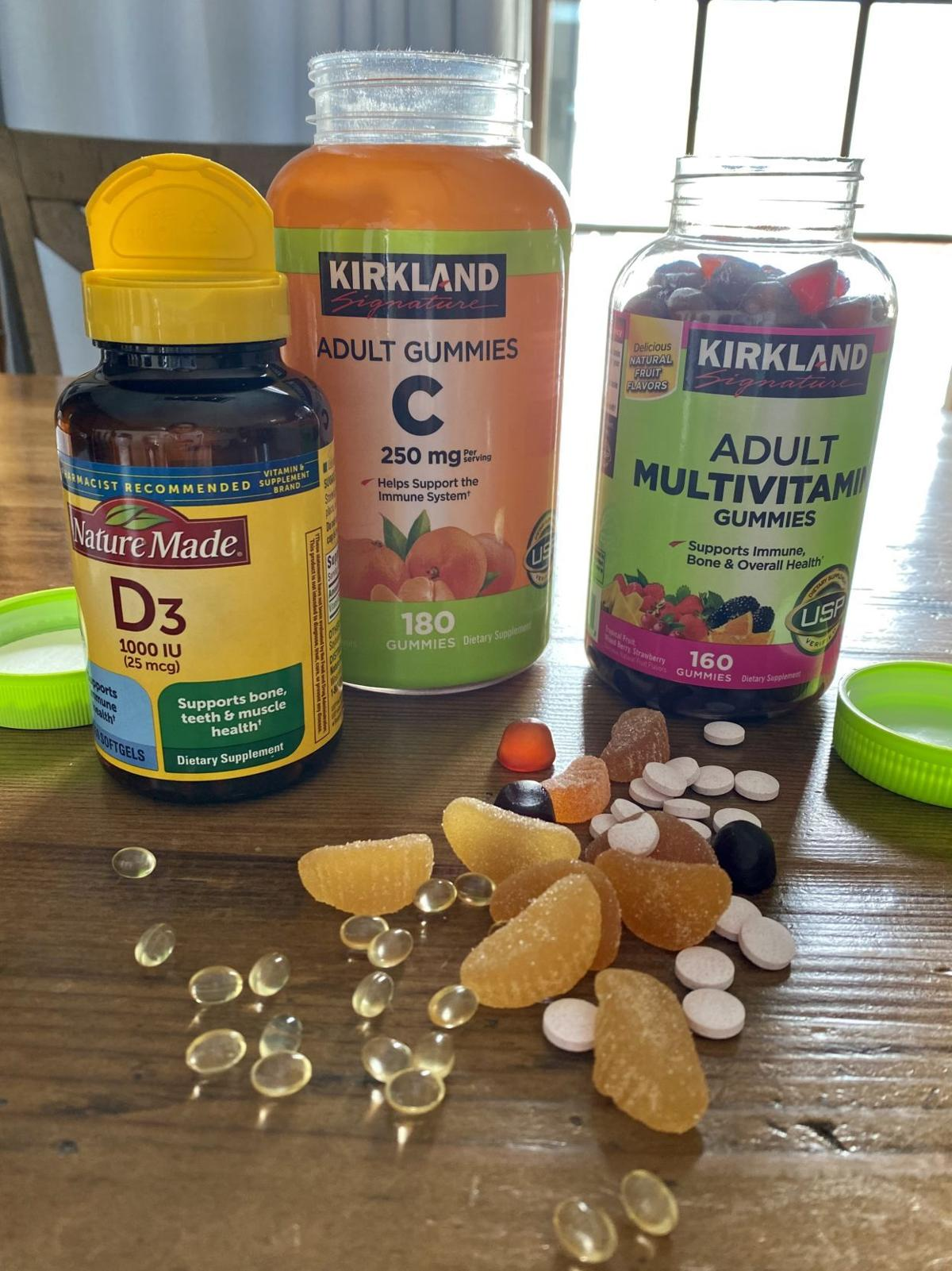 Weighing the importance of vitamins and minerals in maintaining good health  | Health Care | nwitimes.com