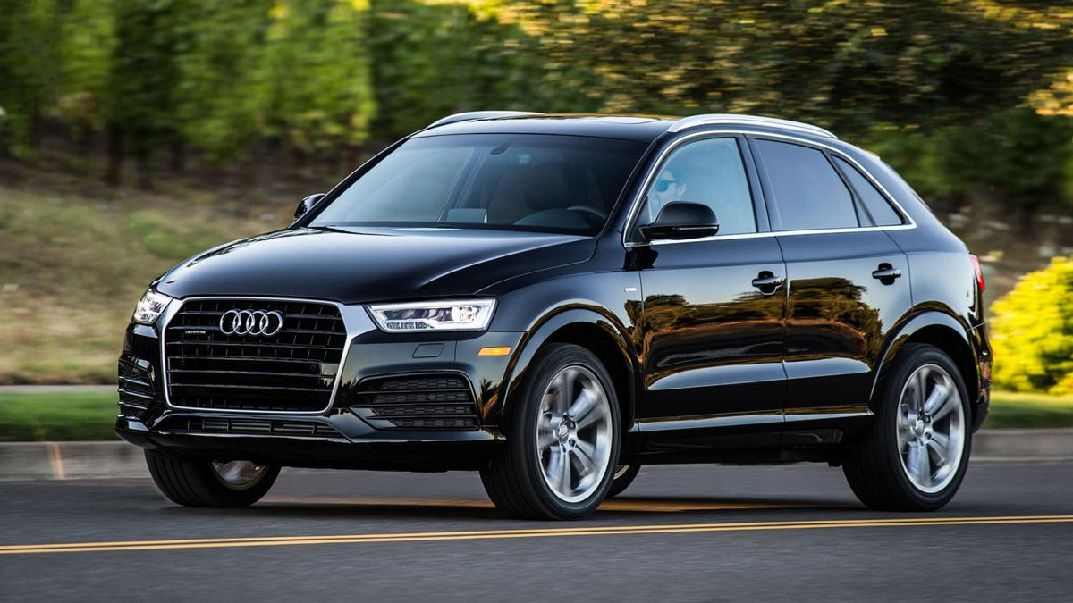 Q SUV Delivers Affordable Audi Prestige Cars Nwitimescom - Audi suv cars