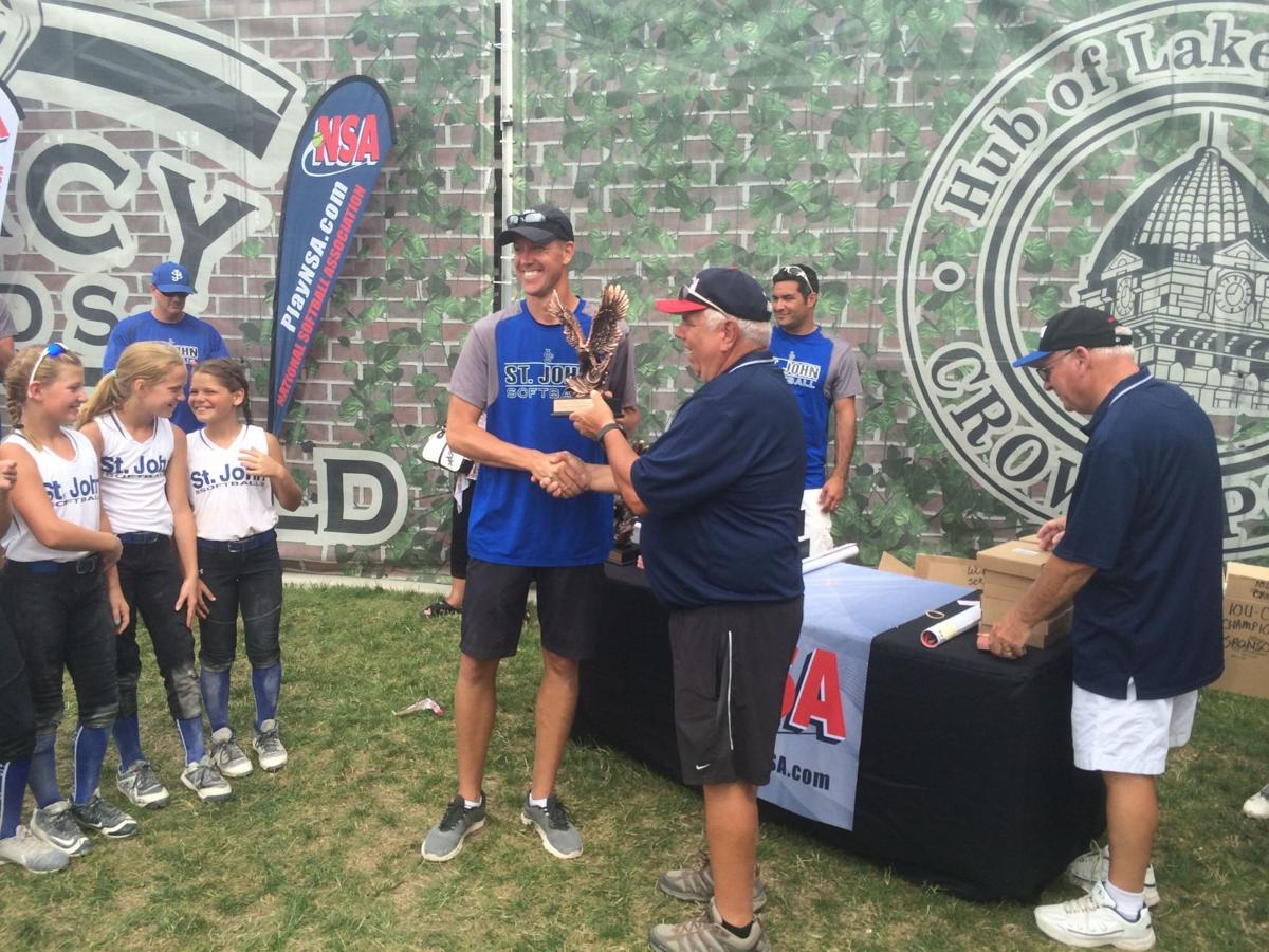 Championship Sunday brings an end to NSA World Series