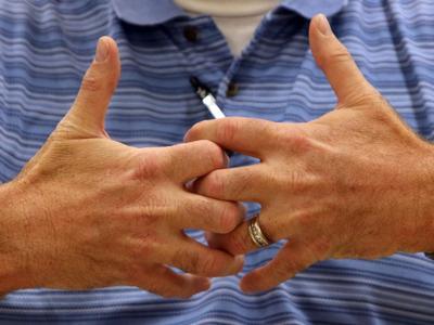 American Sign Language stock