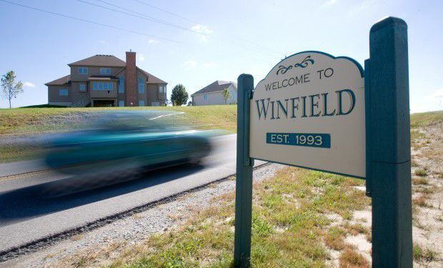 Winfield seeks more businesses, parks