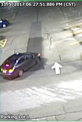 Dyer police seek tips after would-be robber gets hit by vehicle, flees