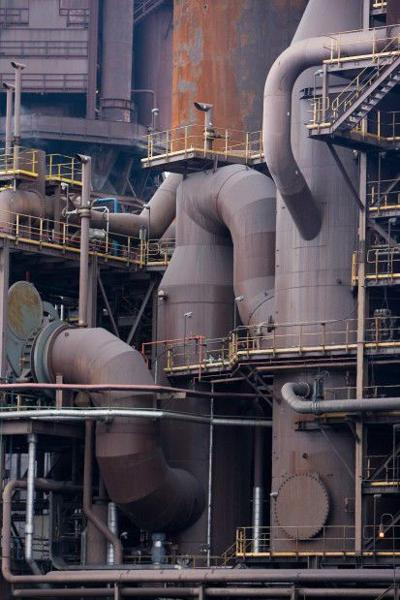 Great Lakes steel output keeps trending up