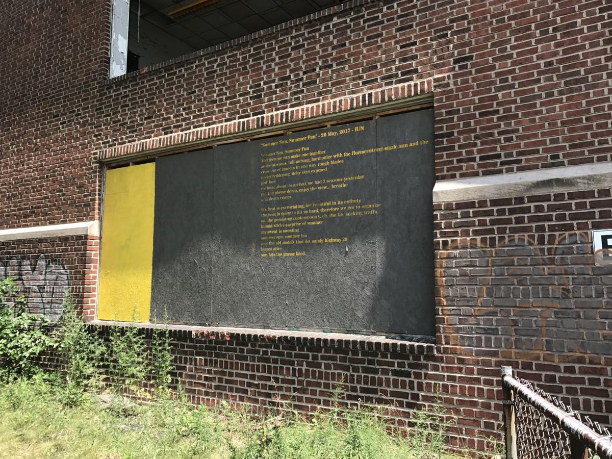Gary Poetry Project bringing verse back to abandoned high school