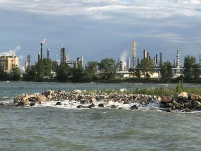 BP warns it may lay off more than 250 in Chicago and make cuts at Whiting Refinery