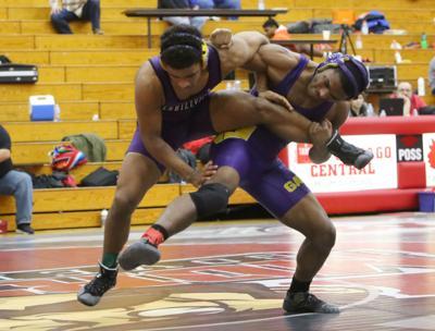 East Chicago wrestling sectional