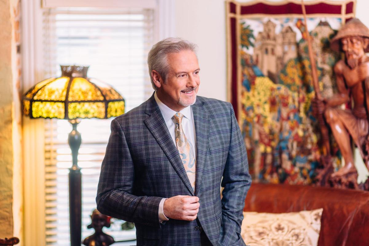 Valpo designer Mark Roscoe caters to a global clientele