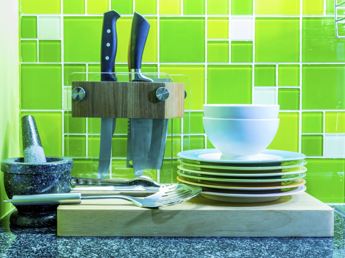 Kitchen Update: Design solutions for tight spaces and comfortable counter space