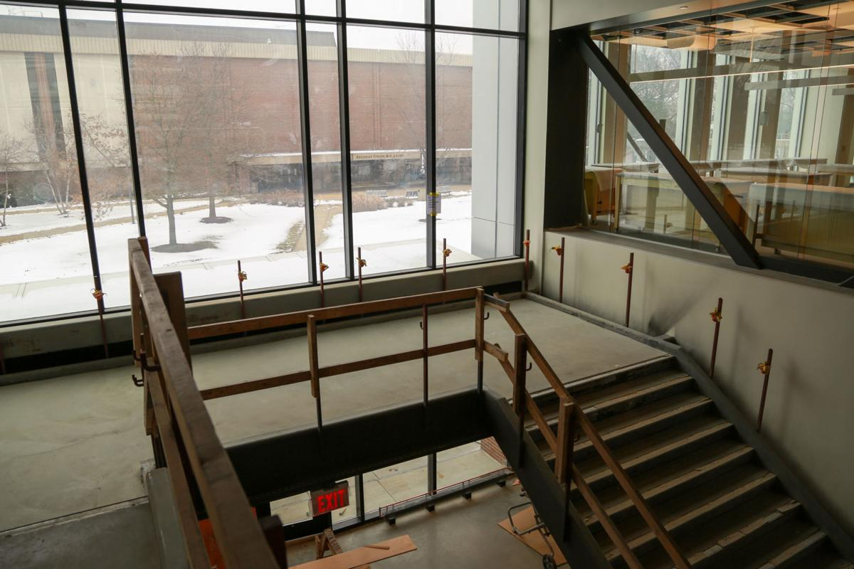 Bioscience Innovation Building and Purdue Northwest