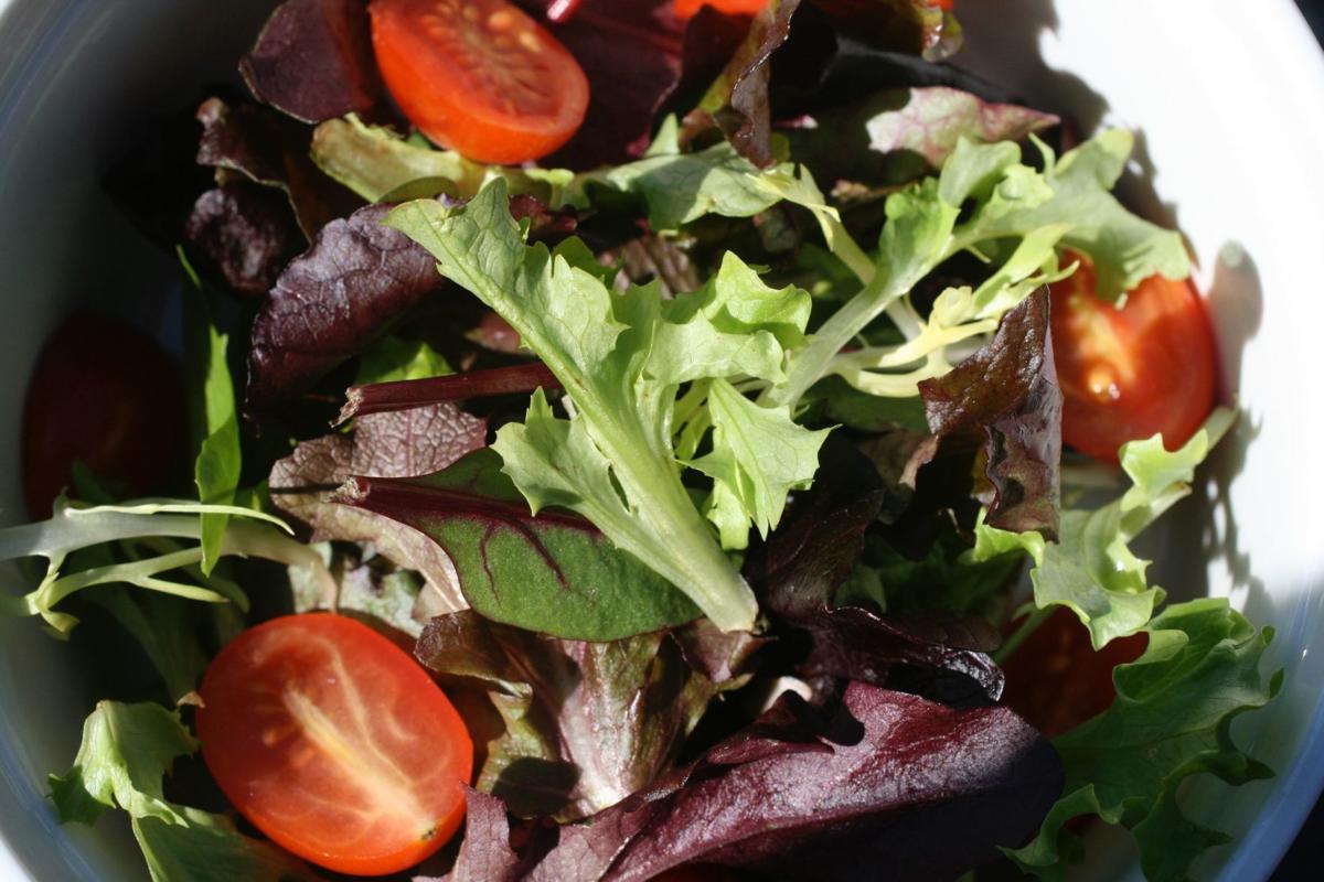 Gardening Column Safe Food