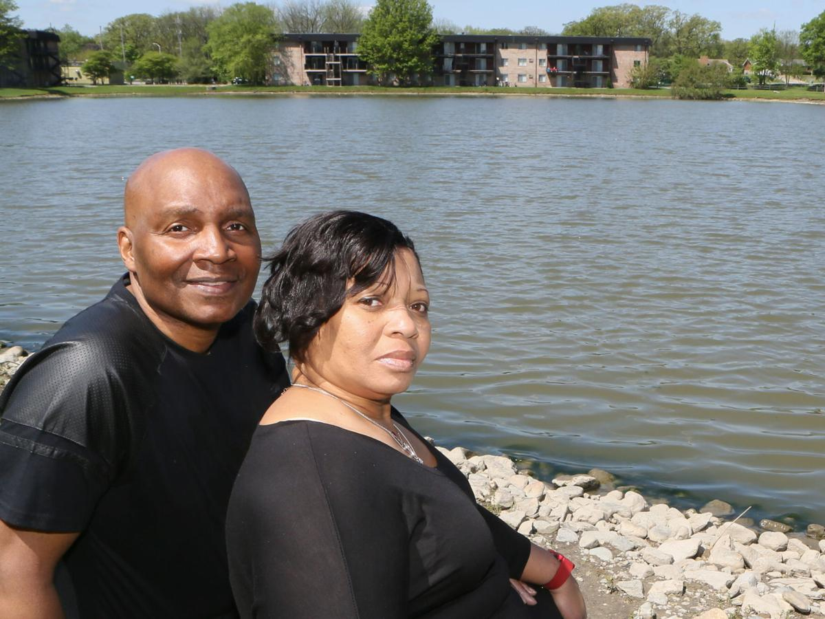 Roger and Glenda Townsend recount their rescue of a young boy