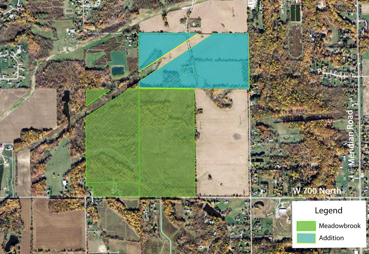 Shirley Heinze group adds 70 acres to nature preserve