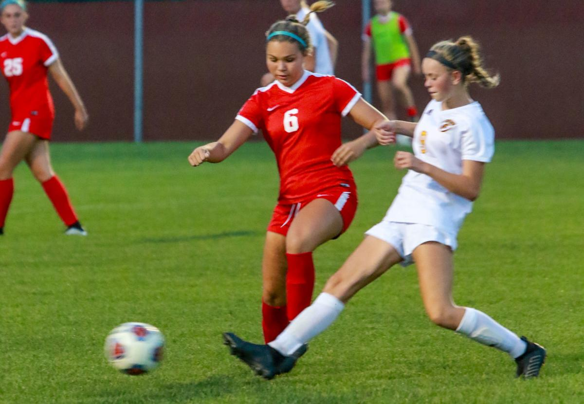 Girls soccer: Chesterton at Crown Point
