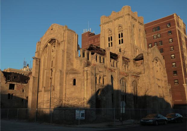 Artists need for City Methodist Church, former hoisery factory