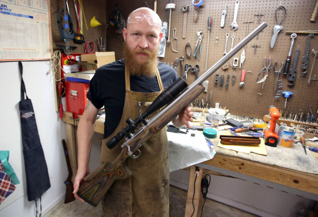 Small Business Spotlight Cross Saber Gunsmithing Kouts