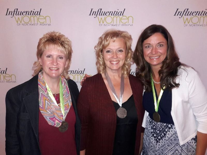 NWI Influential Women of Franciscan Health
