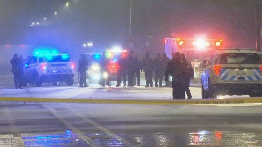 Man suspected of shooting at police charged in subsequent pursuit that ended in East Chicago