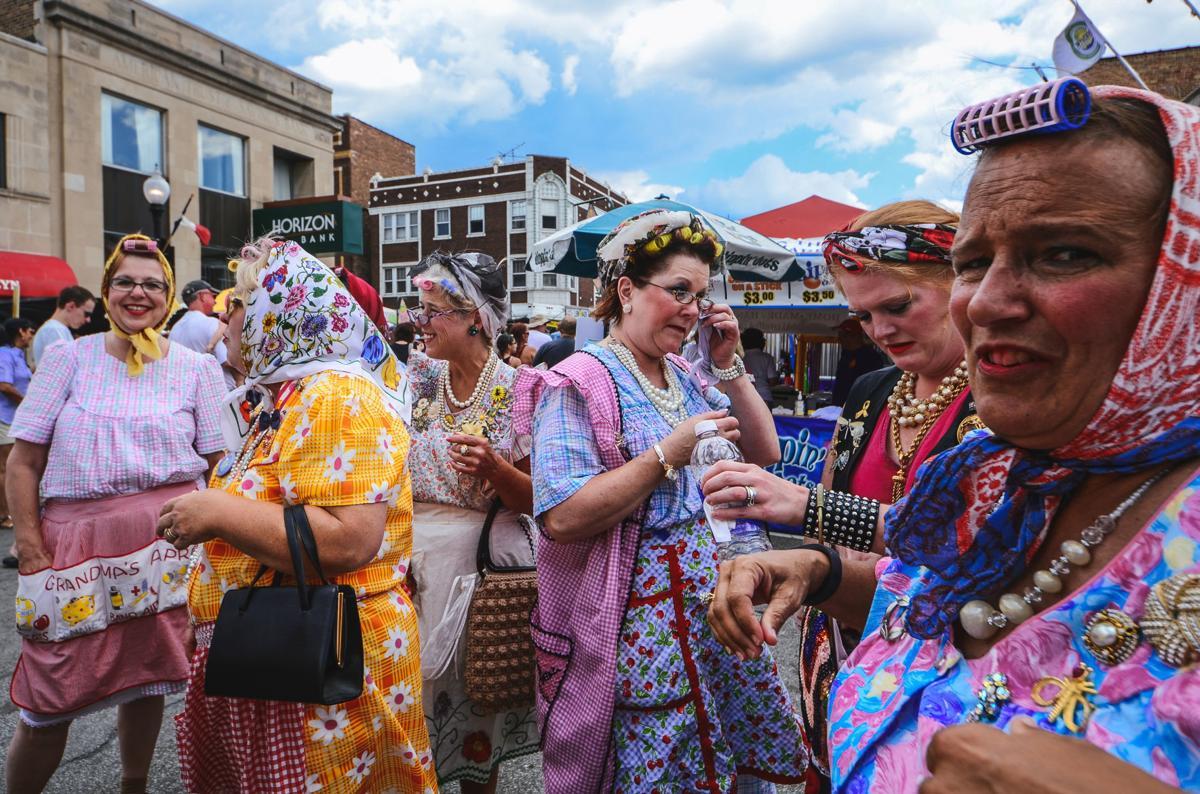 Street photographer documents Pierogi Fest in zine