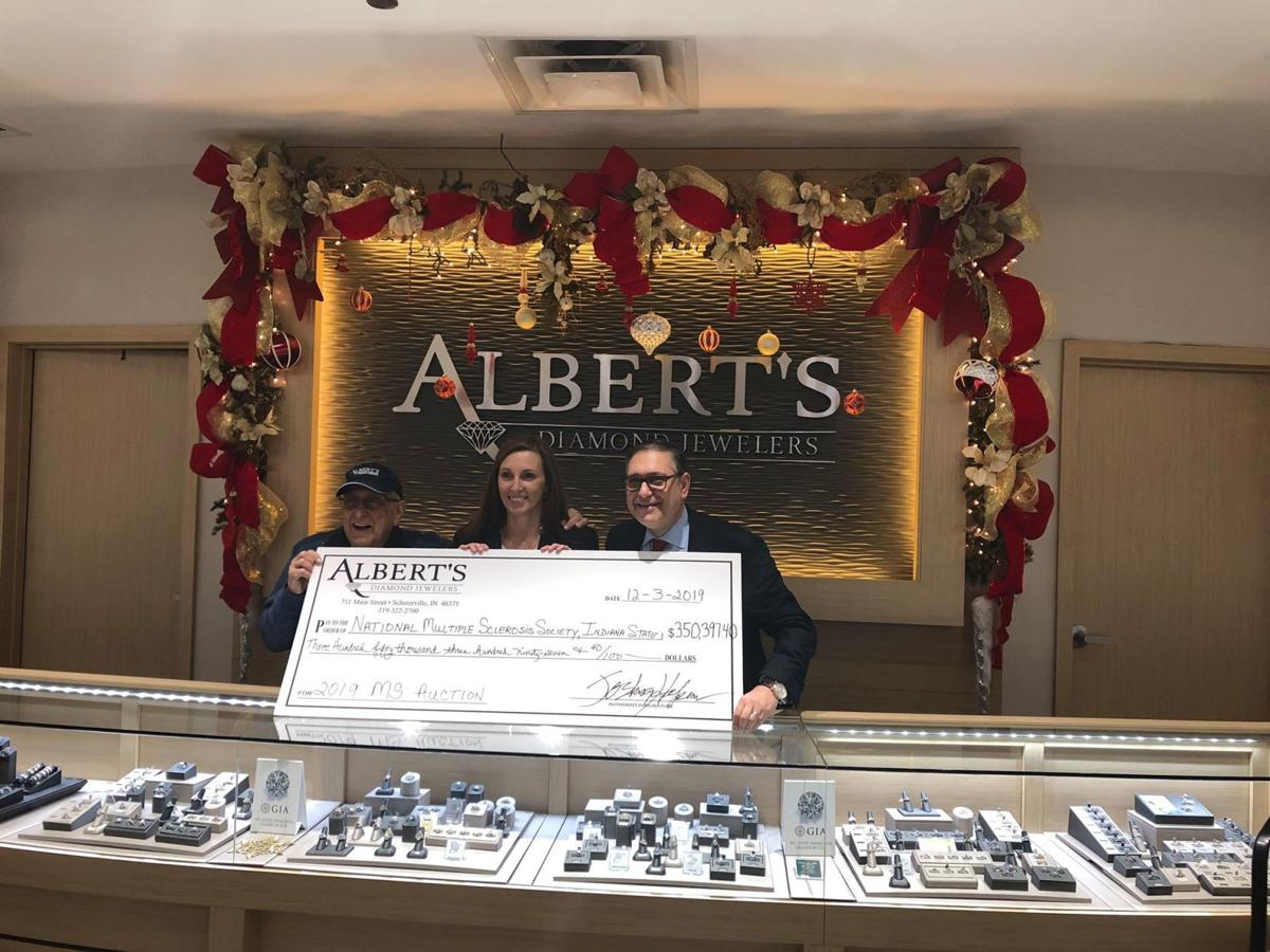 Albert's MS Auction now nation's largest multiple sclerosis fundraiser by far, beating Smash Mouth concert