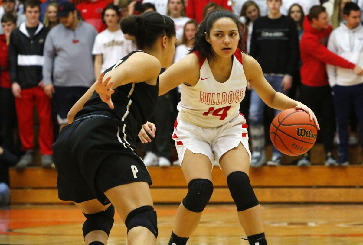 Jessica Carrothers, Crown Point, basketball (gbk notes)