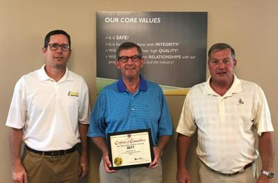 Walsh and Kelly, Inc. wins national recognition for safety