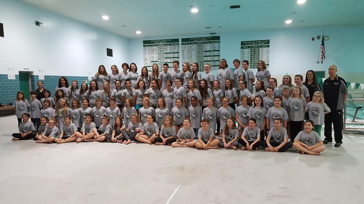 Valparaiso Swim Club celebrates 40 years of youth swimming