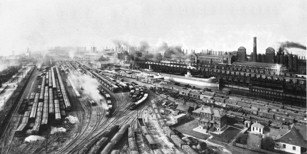 U.S. Steel South Works redevelopment project falls apart