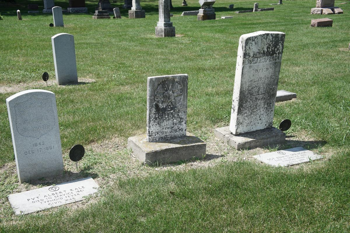Historic Maplewood Cemetery traces Crown Point back to Native American times