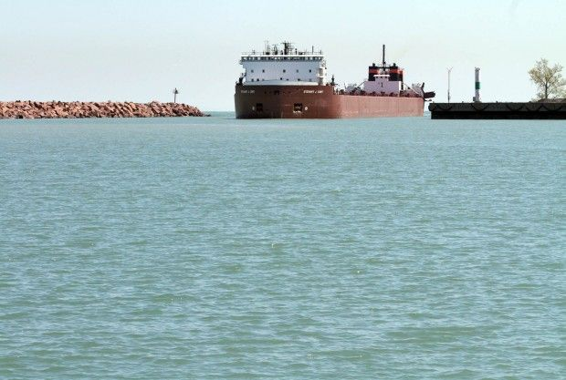 Iron ore to flow to steel mills as Soo Locks reopen