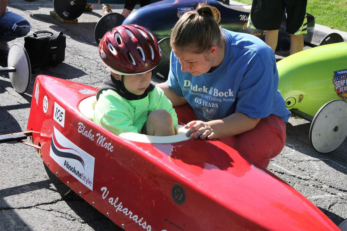 Fun biggest takeaway at NWI Soap Box Derby