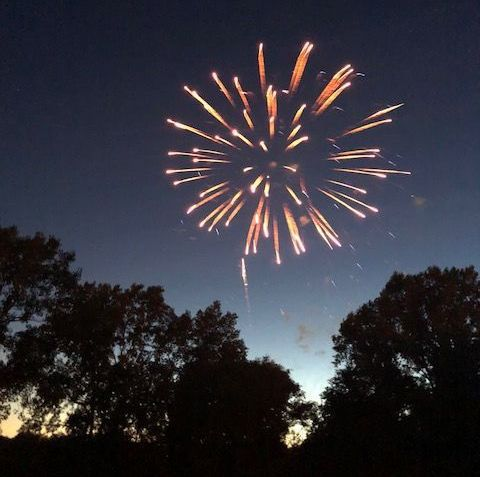 Where to go in the Region to watch fireworks shows and