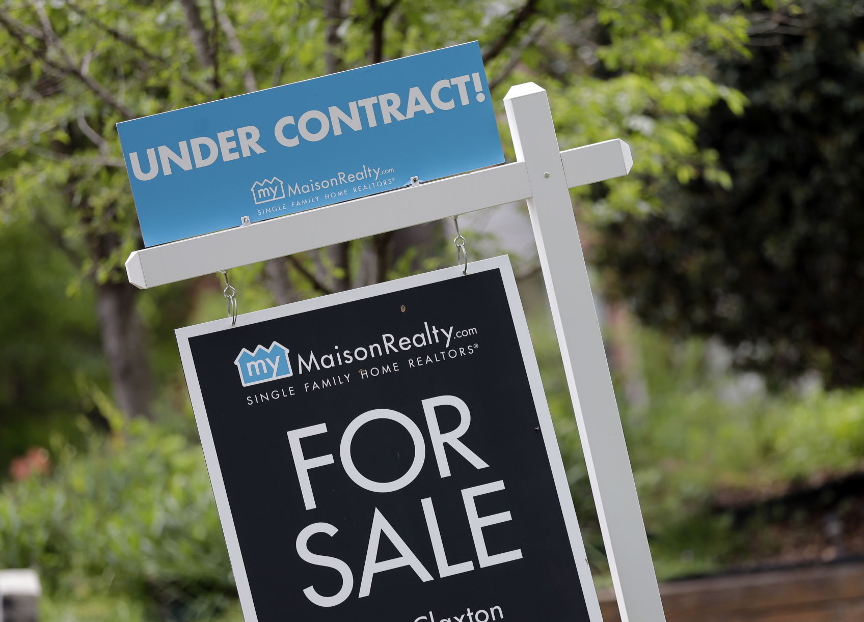 Home sales are down, but not the prices