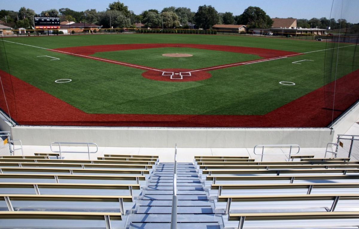 Dowling Park nearly complete