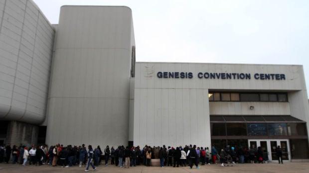 Gary Genesis Convention Center