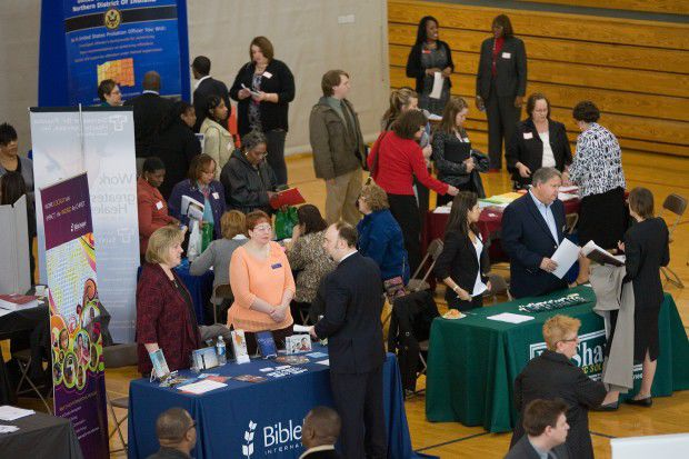 Unemployment rate falls slightly across most of Northwest Indiana