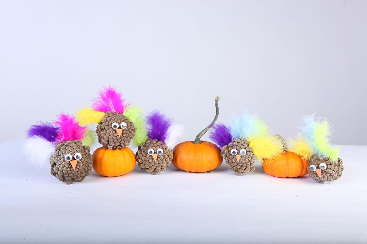 Gobble, gobble: Turkey crafts for Thanksgiving Day