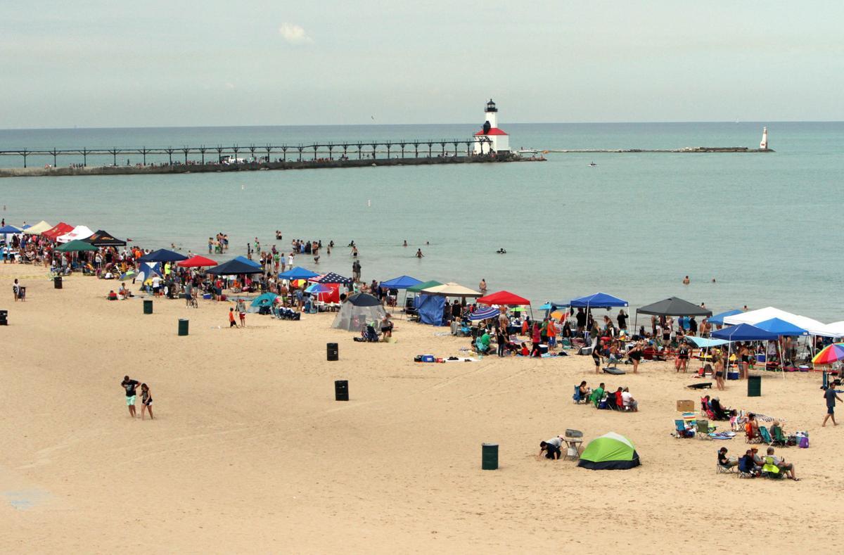 Lake Michigan cruise boat may sail out of Michigan City