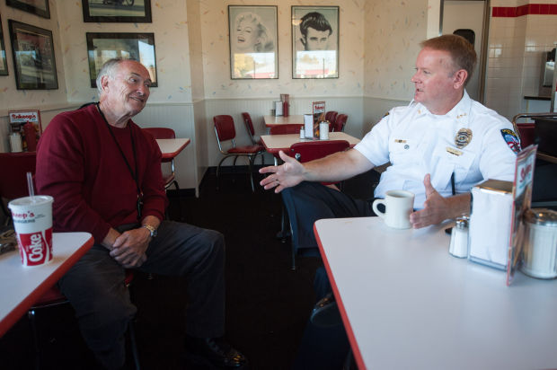 Local police chiefs focused on accountability, technology