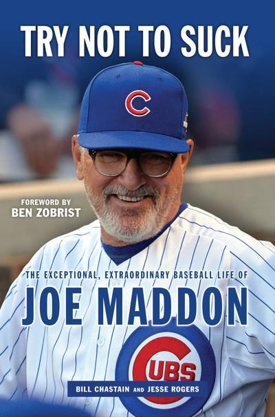 Joe Maddon book cover