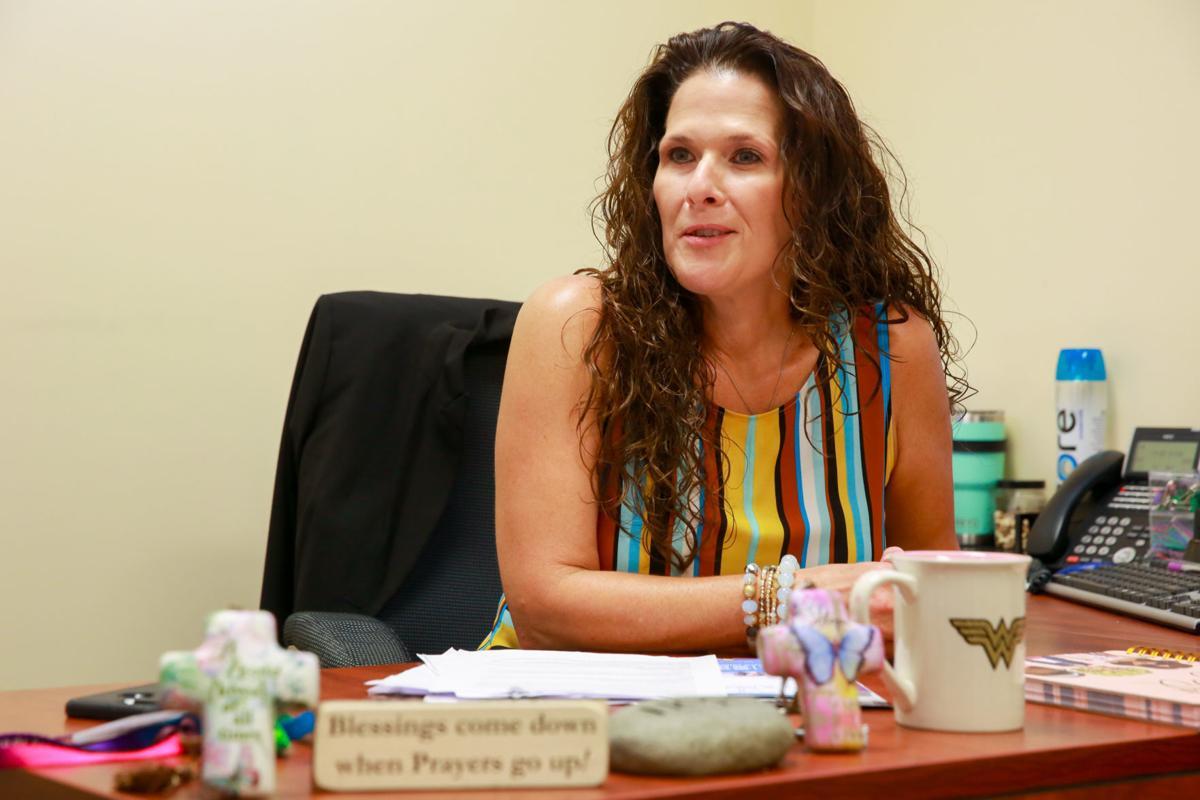Victim advocate Andrea Graciano