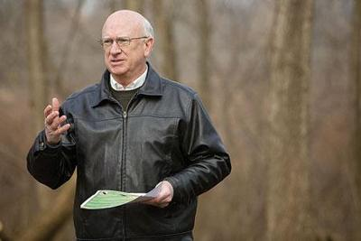 Brennan Woods safeguards open space, watershed